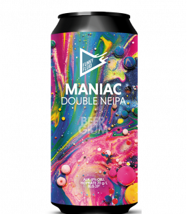 Funky Fluid Maniac CANS 50cl