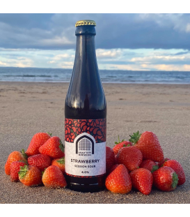 Vault City Strawberry Session Sour 33cl