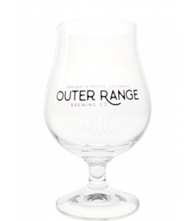 Outer Range Belgian Tulip Glass 47cl