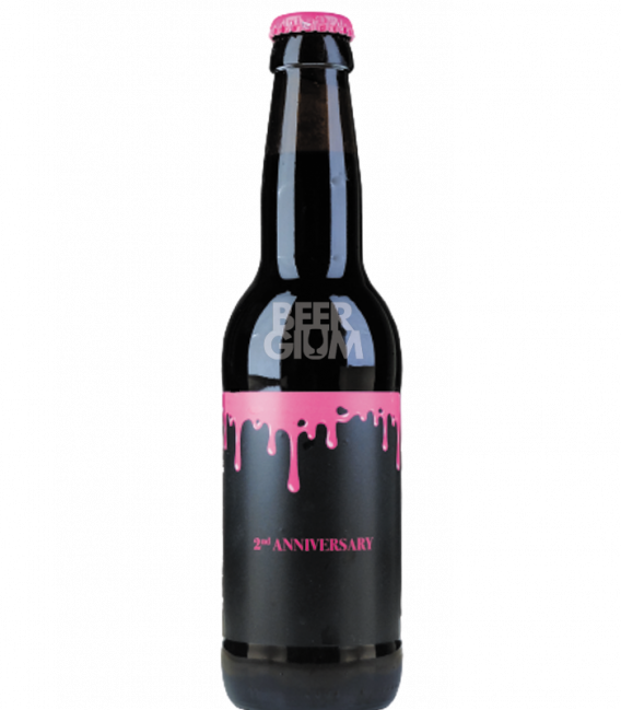 Funky Fluid 2nd Anniversary 33cl