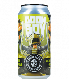 Sudden Death Doom Boy CANS 44cl