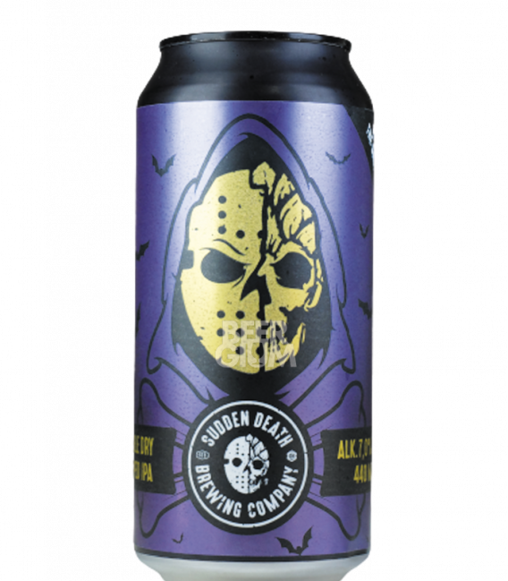 Sudden Death  Once Upon A Time In Eternia CANS 44cl