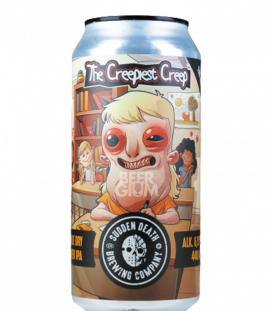 Sudden Death The Creepiest Creep CANS 44cl