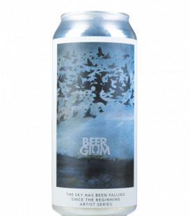 Evil Twin NYC The Sky Has Been Falling Since the Beginning CANS 47cl