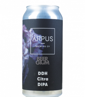 Arpus Brewing DDH Citra DIPA CANS 44cl