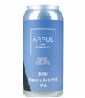 Arpus Brewing DDH Hops x Art 05 IPA CANS 44cl