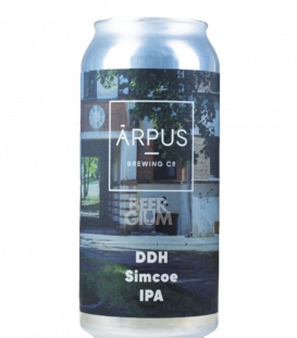 Arpus Brewing DDH Simcoe IPA CANS 44cl