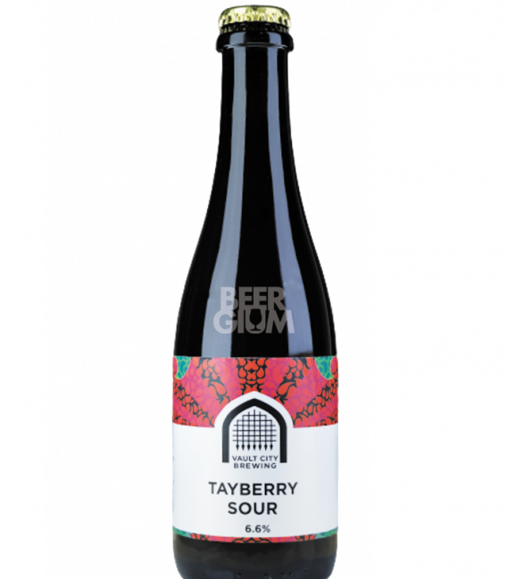 Vault City Tayberry Sour 37cl