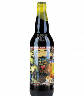 Latitude 42 Lucifer's Cuvee - Vintage 2015 - Bourbon Barrel Aged 65cl