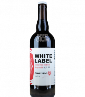 Emelisse White Label 2018.002 Barley Wine Bordeaux Margaux BA 75cl