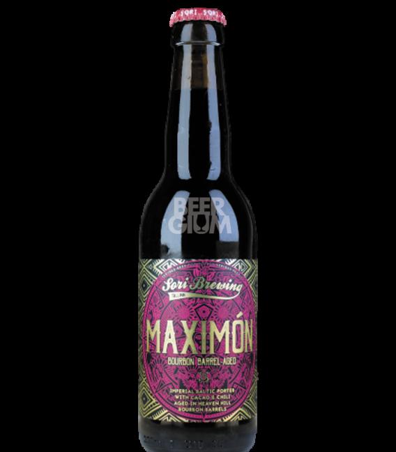 Sori Maximon Bourbon BA  33cl