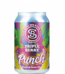 Sori Triple Berry Punch CANS 33cl