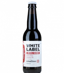 Emelisse White Label 2019.006 Barley Wine Bowmore BA  33cl