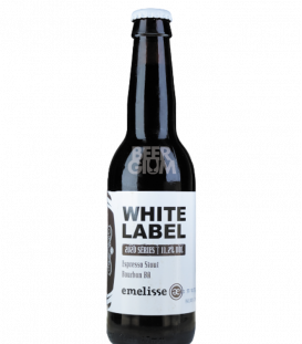 Emelisse White Label 2020.003 Espresso Stout Bourbon BA 2020  33cl
