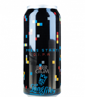 Kings/Longlive Beerworks Press Start CANS 47cl