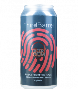 Third Barrel Break From the Haze CANS 44cl