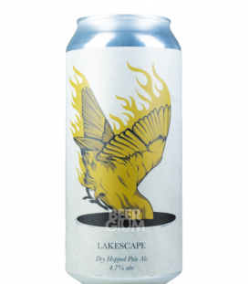 Sleeping Village Lakescape CANS 44cl