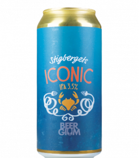 Stigbergets Iconic CANS 44cl