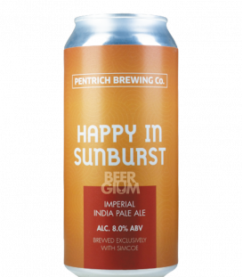 Pentrich Happy in Sunburst CANS 44cl