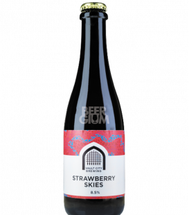 Vault City Strawberry Skies 37cl