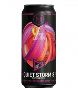Funky Fluid Quiet Storm 3 CANS 50cl