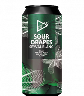 Funky Fluid Sour Grapes: Seyval Blanc CANS 50cl