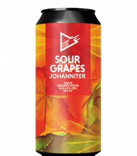 Funky Fluid Sour Grapes: Johanniter CANS 50cl