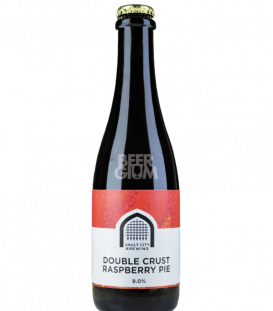Vault City Double Crust Raspberry Pie 37cl