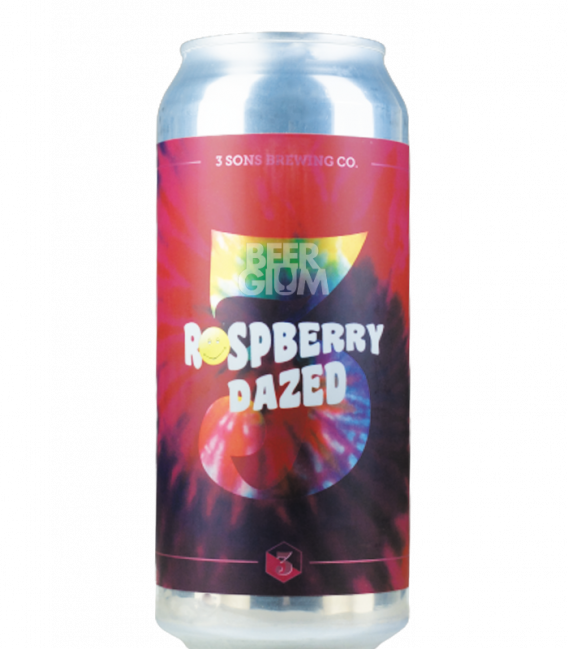 3 Sons Raspberry Dazed CANS 47cl