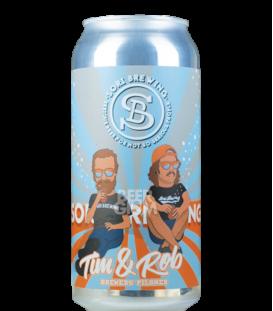 Sori Tim & Rob Brewer's Pilsner CANS 44cl