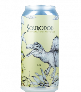 Staggeringly Good Souropod Imperial Triple Fruited Gose Mango Raspberry Vanilla CANS 44cl