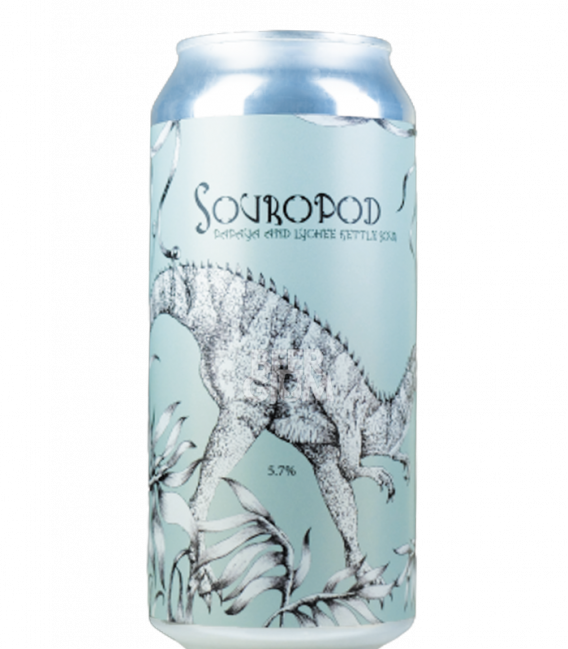 Staggeringly Good Souropod Papaya & Lychee CANS 44cl