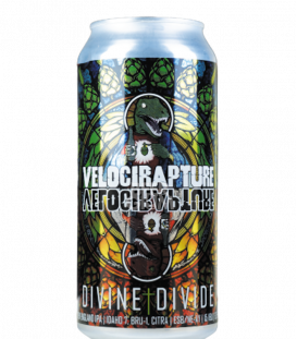 Staggeringly Good VelociRapture Divine Divide New England IPA CANS 44cl