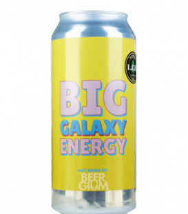 Local Craft Beer Big Galaxy Energy CANS 47cl