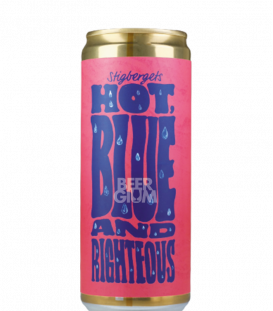Stigbergets Hot, Blue and Righteous CANS 33cl