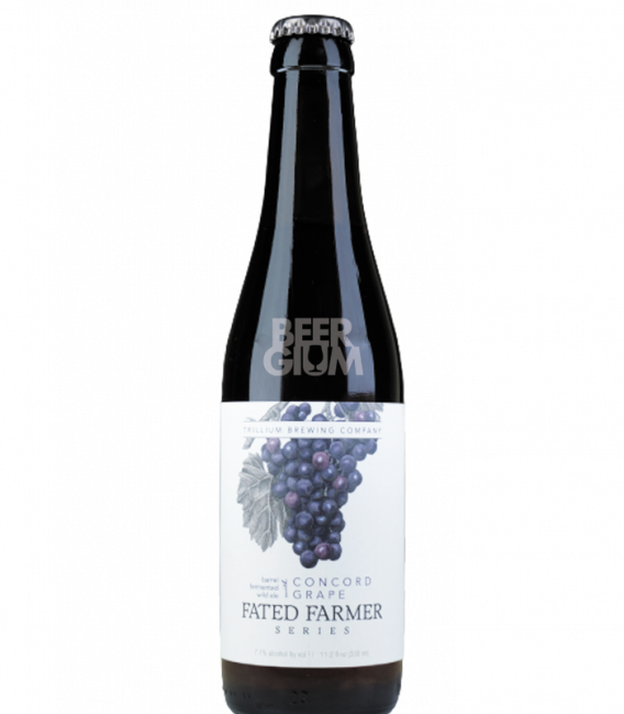 Trillium Fated Farmer Concord Grape 33cl