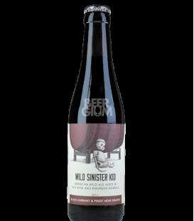 Trillium Wild Sinister Kid: Black Currant & Pinot Noir Grapes 33cl