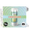 Verdant Combined Whimsy CROWLER 50cl