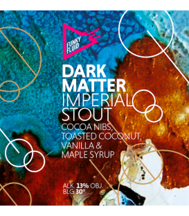Funky Fluid Dark Matter CROWLER 50cl