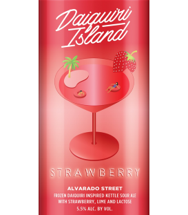 Alvarado Daiquiri Island Strawberry CROWLER 50cl