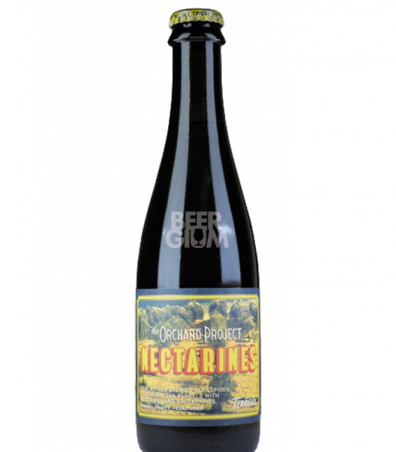 Bruery Terreux The Orchard Project: Nectarines 37cl