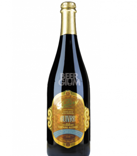 The Bruery Cuivre 75cl