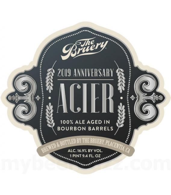 The Bruery Acier 11th Anniversary 75cl