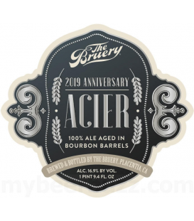 The Bruery Acier 11th Anniversary 75cl