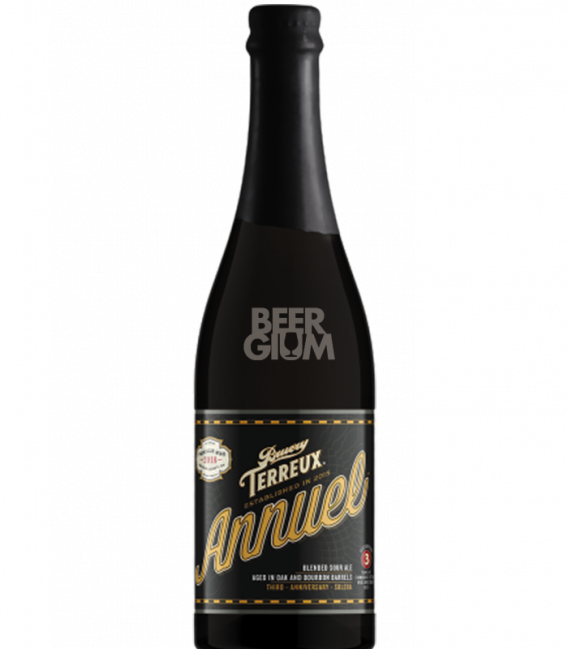 The Bruery Annuel 2018 75cl