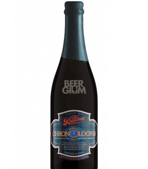 The Bruery Chronology: 24 Wee Heavy 75cl