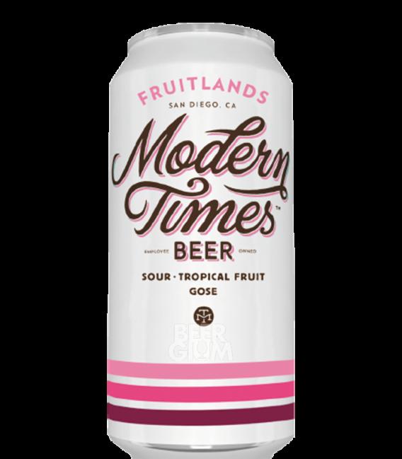 Modern Times Fruitlands CANS 47cl