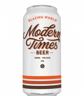 Modern Times Blazing World CANS 47cl