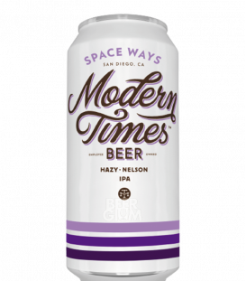 Modern Times Space Ways CANS 47cl