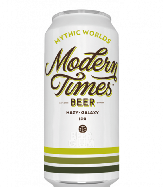 Modern Times Mythic Worlds CANS 47cl